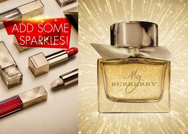 My Burberry Festive eau de parfum! Θα θες να αποκτήσεις αυτό το άρωμα μόλις δεις τι κρύβει!
