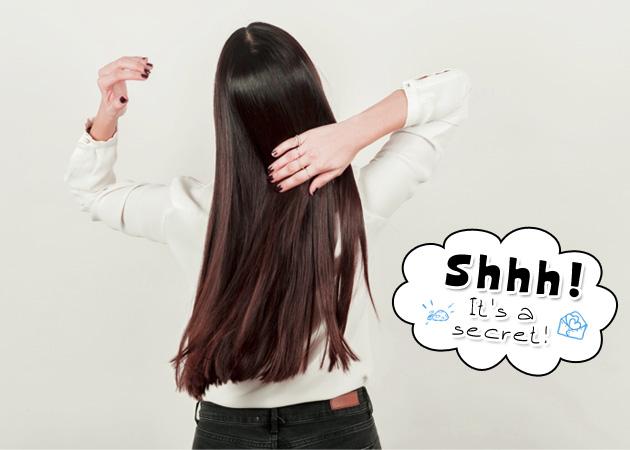 Shhh! Δες εδώ το νέο μου beauty μυστικό για τέλεια μαλλιά!