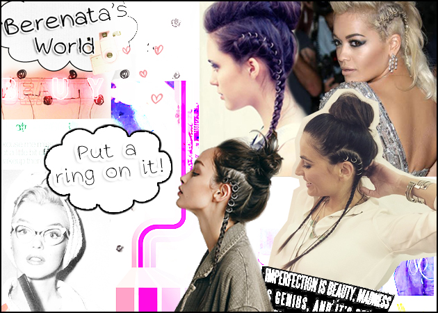 Βάλε σκουλαρίκια στα μαλλιά σου (γιατί είναι fun και γιατί yolo)!   tlife.gr
