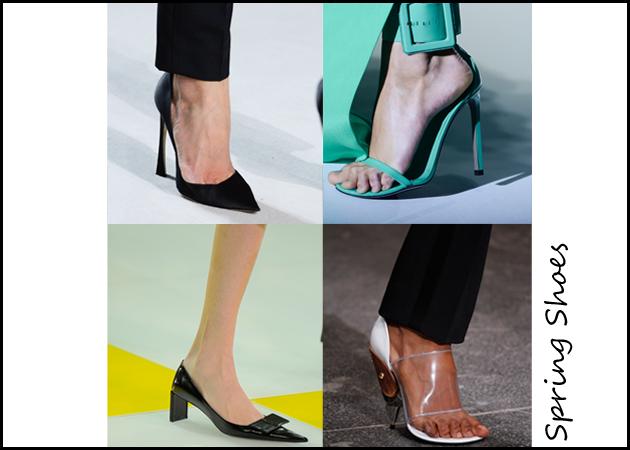 TRENDS  Ποιες είναι οι τάσεις στα παπούτσια για την Άνοιξη  - TLIFE ef3ba249ffd