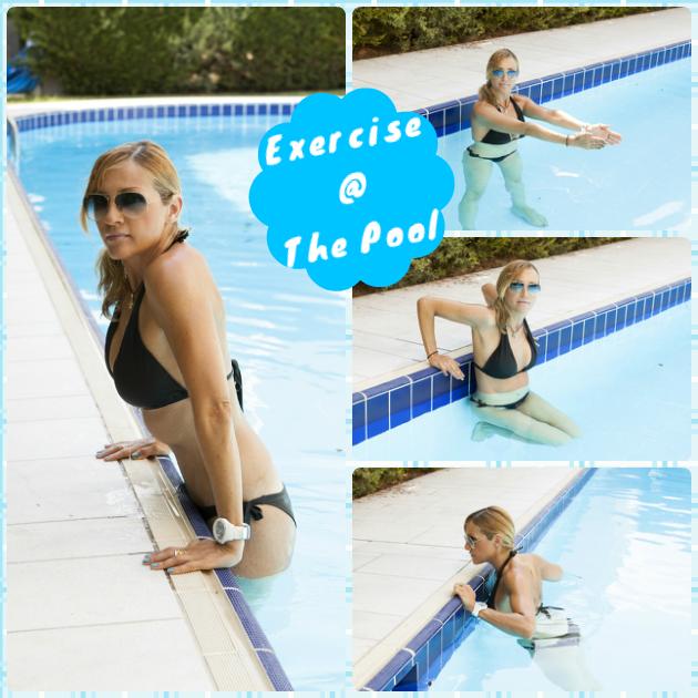7 | Γυμναστική στην πισίνα! Ασκήσεις για τέλεια χέρια...