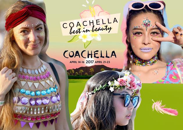 Coachella 2017: τα καλύτερα beauty looks (μέρος 2ο)