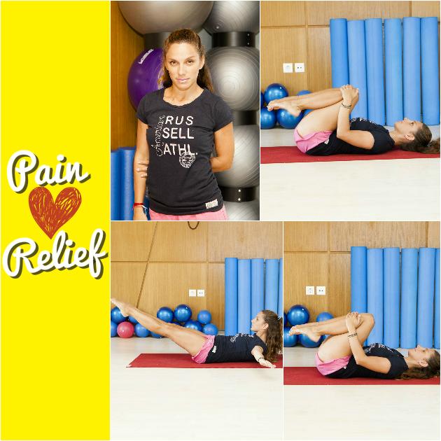 1 | Yoga Circle! Μία άσκηση για να γυμνάσεις όλο το σώμα και παράλληλα να αποβάλεις το στρες