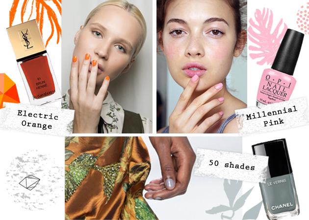 Άνοιξη 2017: 7 ολόφρεσκοι τρόποι και χρώματα να βάψεις τα νύχια σου   tlife.gr