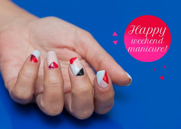 Colorblock manicure: Πώς θα κάνεις το μανικιούρ που θα συζητάνε όλοι!   tlife.gr