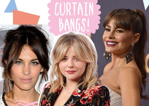 Curtain bangs: γιατί όλοι στο pinterest ψάχνουν τώρα αυτά τα μαλλιά! | tlife.gr