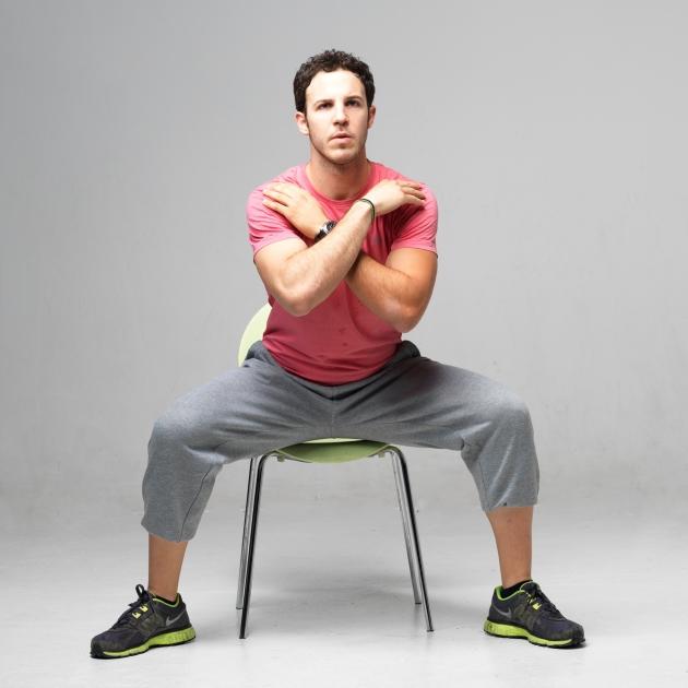 11 | Βαθύ κάθισμα με τα χέρια σταυρωμένα Μέρος Δεύτερο