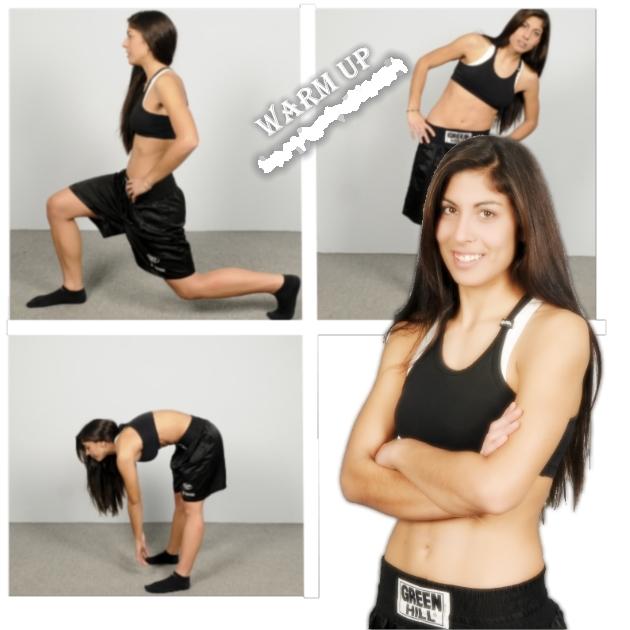 1   Ζέσταμα! Αυτές είναι οι ασκήσεις που πρέπει να κάνεις πριν το πρώτο μάθημα Kickboxing