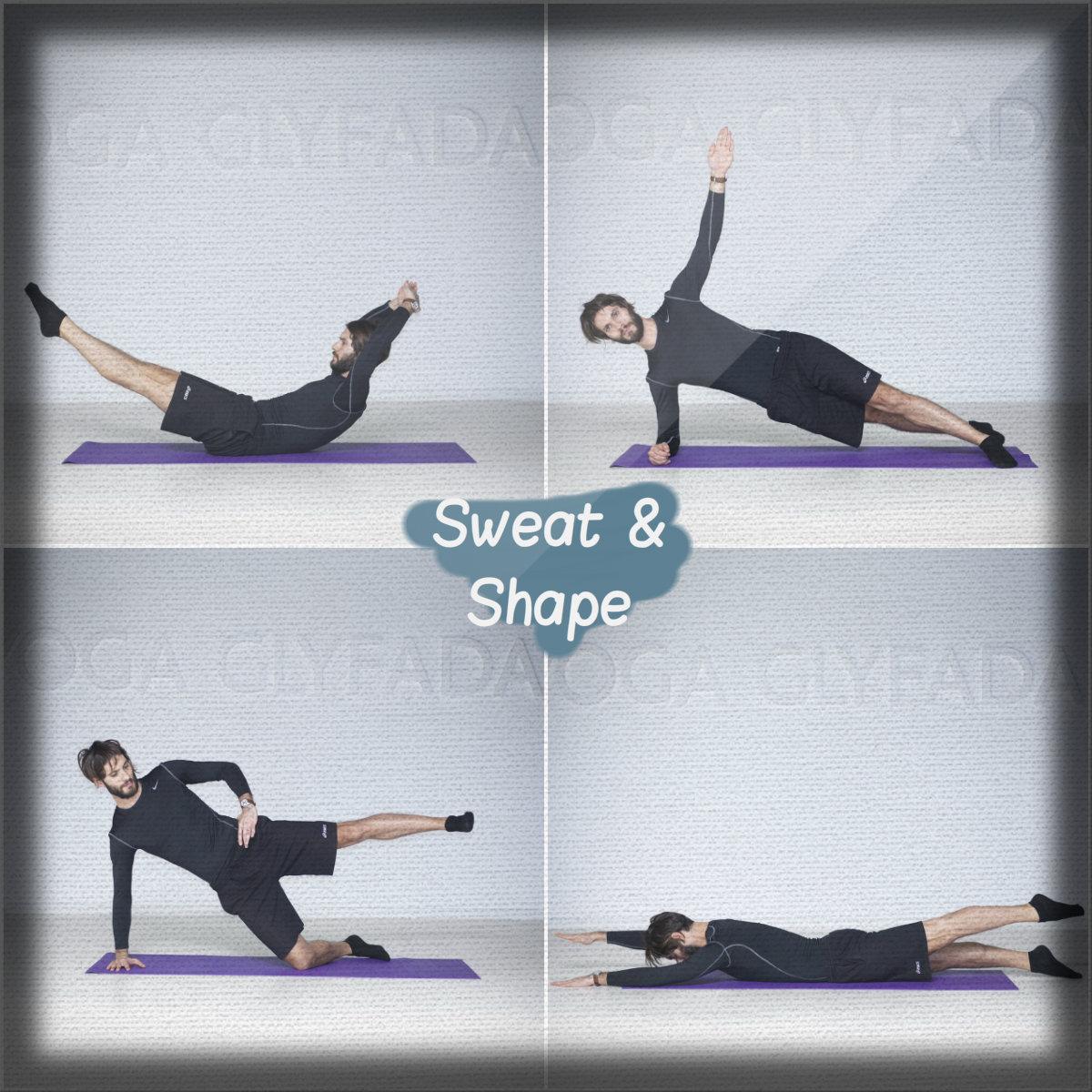 1 | Sweat & Shape Part 2! Γιατί το όμορφο σώμα θέλει να... ιδρώσεις τη φανέλα