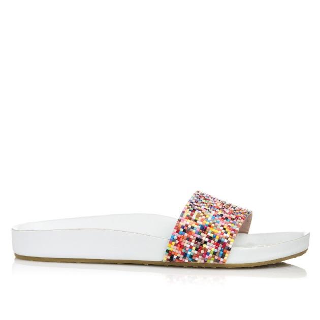 8 | Flat shoes Nude London Nak
