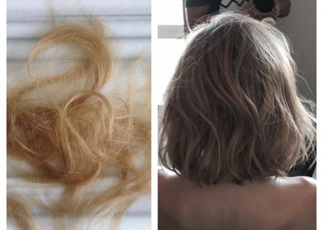 Και άλλο κρούσμα καρέ! Ποια διάσημη ηθοποιός έκοψε τα μαλλιά της; | tlife.gr