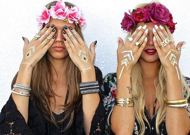 Νομίζεις ότι τα flash tattoo είναι ξεπερασμένα; Δες τον νέο cool τρόπο να τα φορέσεις! | tlife.gr