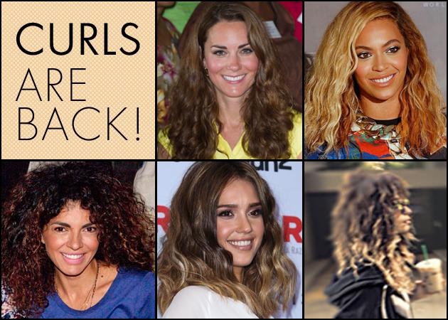 Τα πάντα για τα σγουρά μαλλιά! Πόσοι τύποι υπάρχουν, πώς θα τα χτενίσεις, τι να προσέξεις!