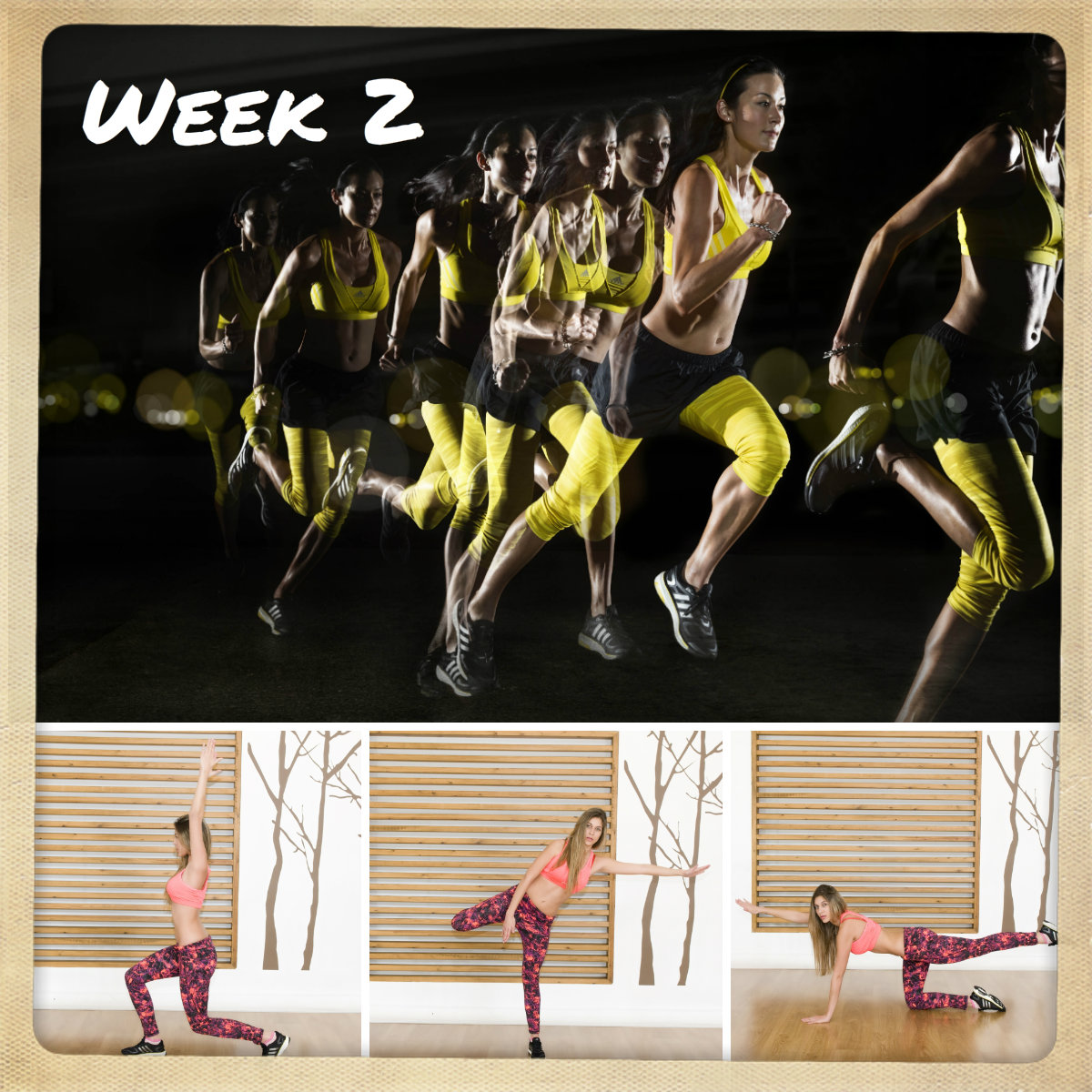 1 | 21 Days For The Perfect Body! Μπες δυο νούμερα στο τζιν! Δεύτερη εβδομάδα