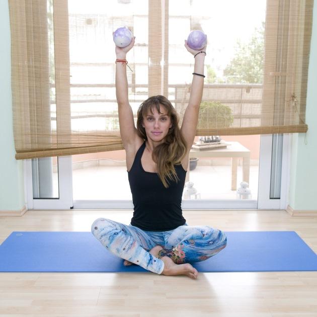 12 | Άσκηση για τους ώμους και την πλάτη Μέρος Πρώτο