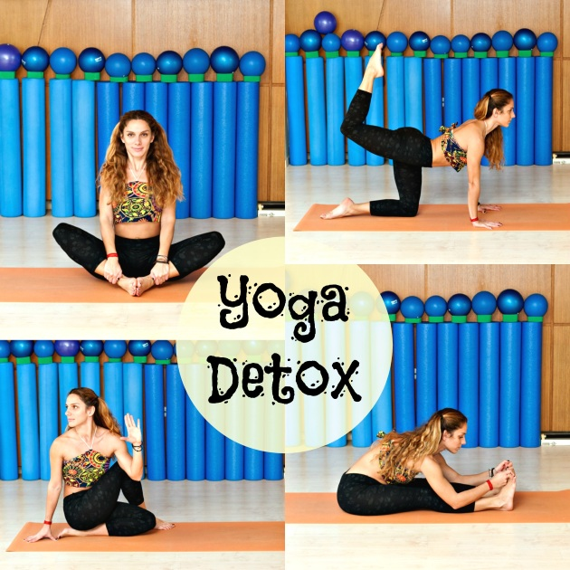 1 | Γυμναστική στο σπίτι: Ασκήσεις Yoga για γρήγορο detox