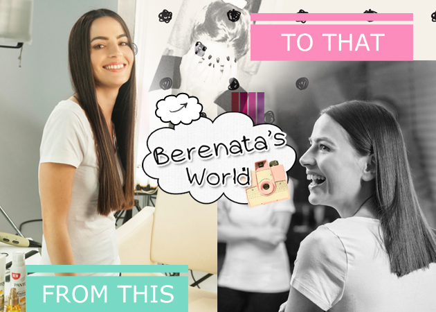 Γιατί η beauty editor, Νατάσα Μπερέκου, αποφάσισε να κόψει τα μαλλιά της μετά από 17 χρόνια!