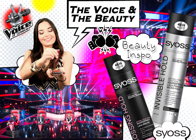 The Voice and the… beautiful hair! Backstage από το 1ο και 2ο Battle!