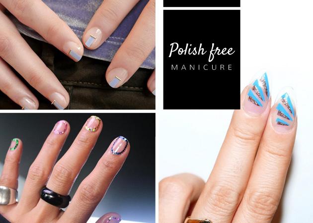 Το επόμενο nail trend που θα βλέπουμε παντού: μανικιούρ χωρίς βερνίκι (ή σχεδόν) | tlife.gr