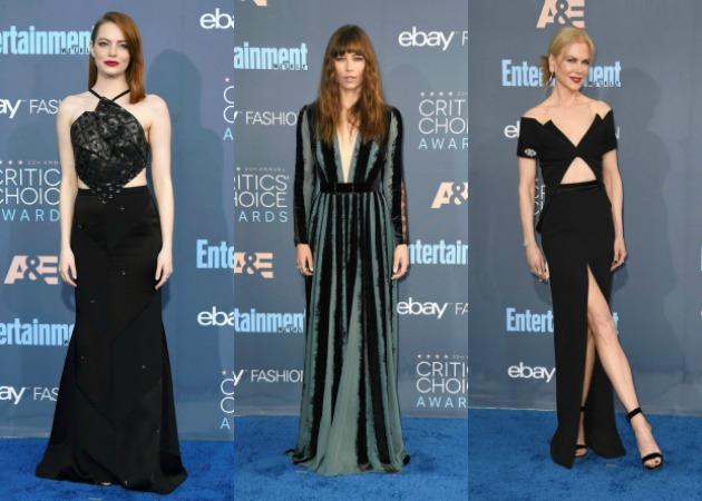 Critics' Choice Awards: Οι 10 καλύτερες εμφανίσεις που ξεχωρίσαμε στο red carpet!
