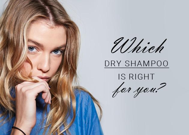 Dry shampoo: ποιο είναι το σωστό για 'σένα (γιατί όλες πρέπει να έχουμε)!