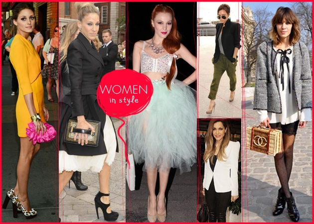 WOMEN'S DAY SPECIAL EDITION! Γυναίκες με στιλ… | tlife.gr