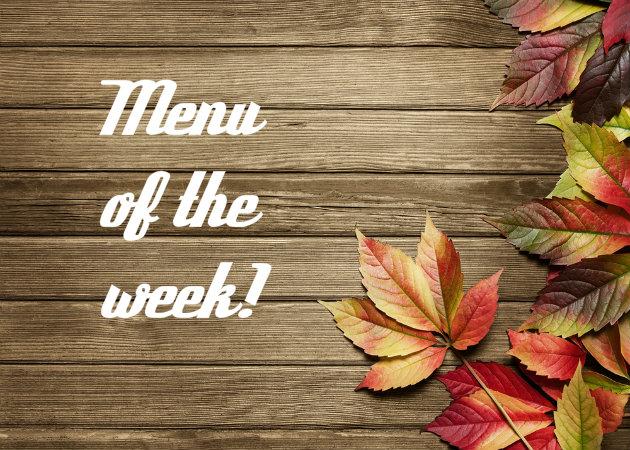 Το μενού της εβδομάδας: Ελαφριές συνταγές για να επανέλθεις!
