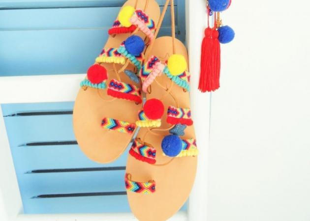 Τα σανδάλια που θα σε… ταξιδέψουν παντού το φετινό καλοκαίρι!