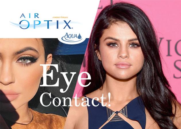Όλες οι διάσημες φοράνε φακούς επαφής! Βρήκαμε τους τέλειους! | tlife.gr