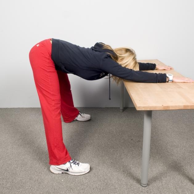 23   Stretching για το τέλος της εξάσκησης