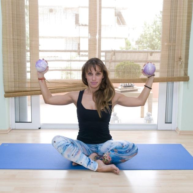 13 | Άσκηση για τους ώμους και την πλάτη Μέρος Δεύτερο