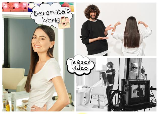 Η beauty editor, Νατάσα Μπερέκου, είναι έτοιμη να χαρίσει κάτι πολύ δικό της