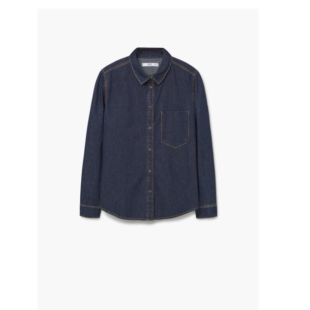12   Jean πουκάμισο Mango