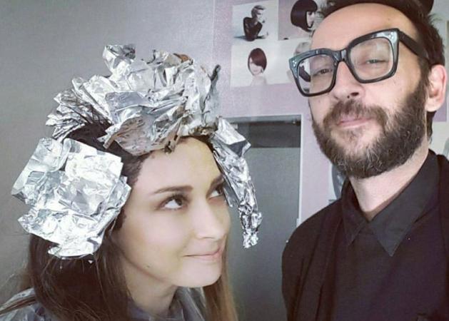Η Αποστολία Ζώη άλλαξε τα μαλλιά της! Δες το νέο της look! | tlife.gr