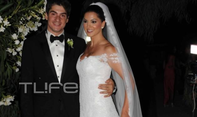 Το άλμπουμ του γάμου Τσιμτσιλή – Σοφού! | tlife.gr