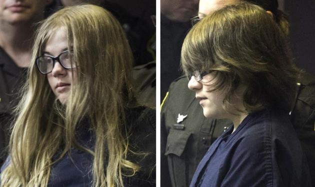 Δύο 12χρονες μαχαίρωσαν 19 φορές συμμαθήτριά τους ως θυσία σε μυθικό άντρα!