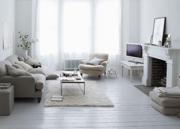 The white trend…