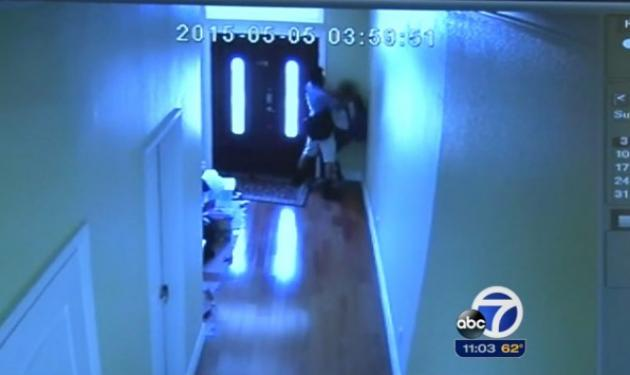 H σοκαριστική στιγμή που παιδόφιλος επιτίθεται σε 13χρονη! Βίντεο