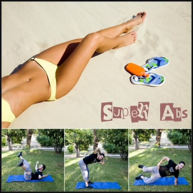 6 | Η Μάντη Περσάκη σου δίνει ασκήσεις για να γυμνάσεις μηρούς