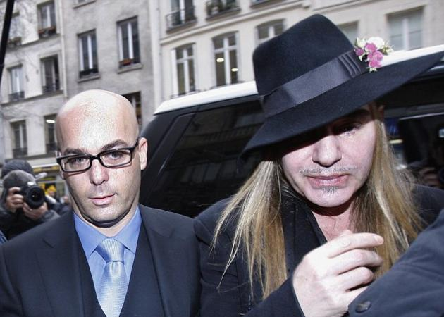 Ο John Galliano έχασε την £10 εκατομμυρίων δίκη για την άδικη απόλυση του από τον οίκο Dior | tlife.gr
