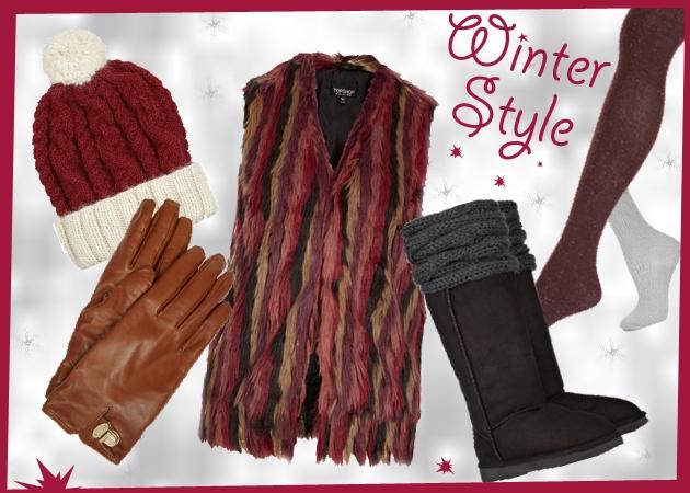 WARM UP: Τα 10 fashion items που χρειάζεσαι για να αντιμετωπίσεις το κρύο… με στιλ!