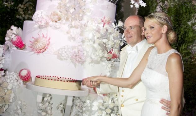 Παρέλαση γαλαζοαίματων από τη δεξίωση του πριγκιπικού γάμου στο Μονακό! Δες φωτογραφίες | tlife.gr