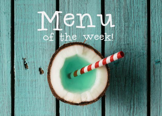 Το μενού της εβδομάδας: Οι καλύτερες συνταγές για το τραπέζι σου!