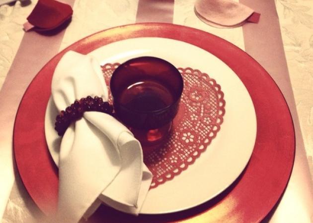 Αγίου Βαλεντίνου: Μοναδικές ιδέες για το τραπέζι σου για να μπεις στην καρδιά του! | tlife.gr