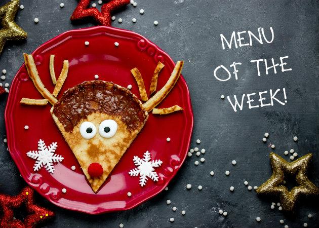 Το μενού της εβδομάδας των Χριστουγέννων! | tlife.gr