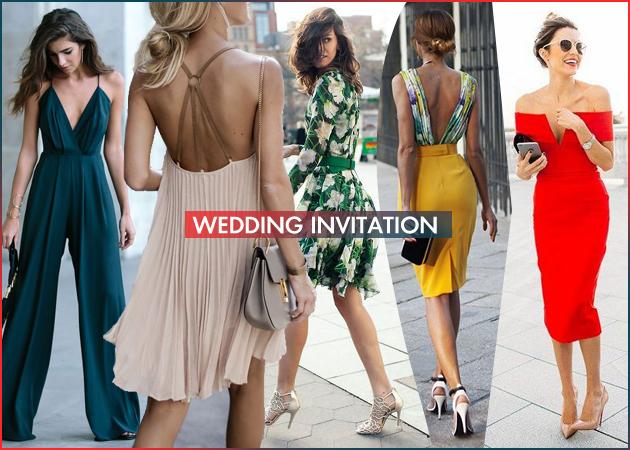 5feb498e3964 Καλεσμένη σε γάμο  Τι να φορέσεις για να είσαι κομψή και εντυπωσιακή ...
