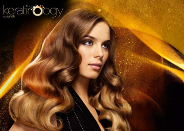 KERATINOLOGY by Sunsilk: Δώσε στα μαλλιά σου λάμψη, δύναμη και ομορφιά σε πέντε λουσίματα! Το τσεκάραμε!   tlife.gr