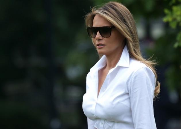Πως να ντυθείς στο γραφείο αυτήν την εποχή σύμφωνα με την Melania Trump | tlife.gr