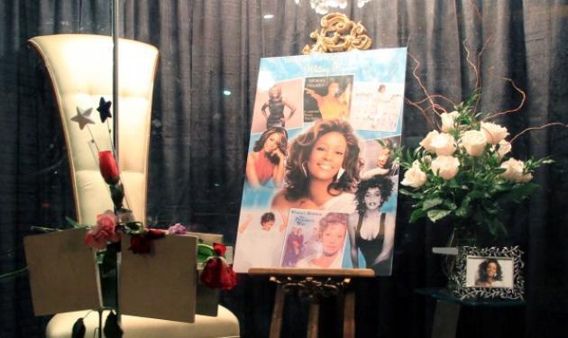 Παγκόσμια θλίψη για την κηδεία της Whitney – Συγκίνησαν τα λόγια των διάσημων φίλων της   tlife.gr