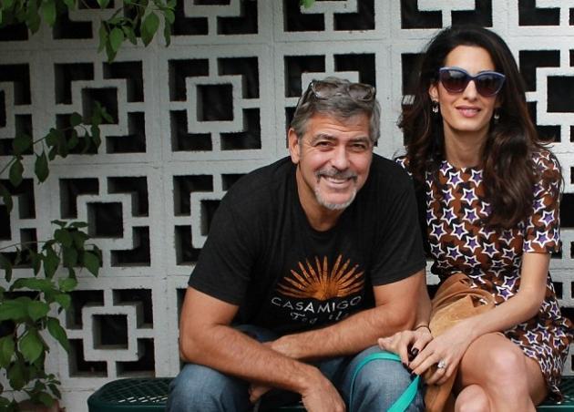 George-Amal Clooney: Δες το νέο τους πολυτελές εξοχικό! Ανακαίνισαν αρχοντικό του 17ου αιώνα | tlife.gr